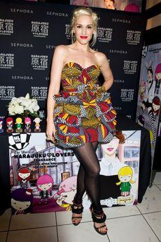 Celeb fashionistas celebrate Fashions Night Out