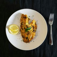South indian style tilapia.