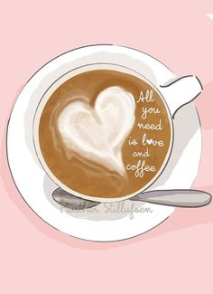 Rose Hill Designs by Heather Stillufsen – Famous Last Words I Love Coffee, Coffee Art, Coffee Break, My Coffee, Coffee Cups, Morning Coffee, Happy Coffee, Funny Coffee, Coffee Humor