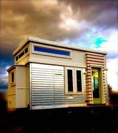 Sq Ft Dakota Tiny House One Of My Favorite Interior Tiny - Dakota tiny house on wheels