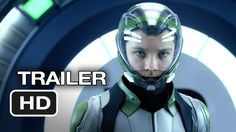 ✔Ender's Game Official Trailer. Coming 11-1-2013- Asa Butterfield, Harrison Ford Movie HD