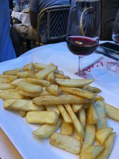 French fríes! París 6/2016