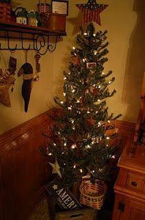 Primitive Christmas   CHRISTmas