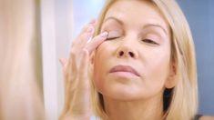 Video Thumbnail Saggy Eyelids, Dry Eyelids, Hooded Eyelids, Droopy Eyes, Health And Beauty Tips, Beauty Make Up, Beauty Secrets, Beauty Hacks, Eyelid Lift