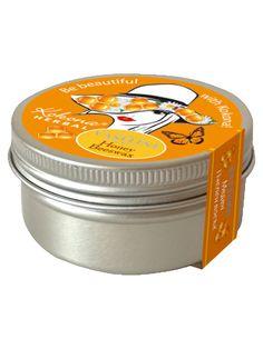 Crema universala cu miere - 50 ml - Hraneste pielea in profunzime si protejeaza impotriva vantului si frigului. Reface energia si vitalitatea pielii buzelor, fetei si mainilor. Garden Pots, Lady, Garden Planters