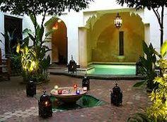 fuentes para jardin estilo arabe - Buscar con Google