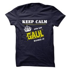For more details, please follow this link http://www.sunfrogshirts.com/Let-GAUL-Handle-it.html?8542