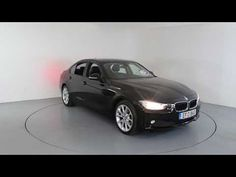 BMW 3 SERIES 320 D SE - Air Conditioning - Alloy Wheels - Bluetooth - Heated Seats - Full Leather Interior - Parking Sensors - Satellite Navigation | In black ...