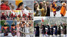 Fairs & Festivals of Jammu & Kashmir