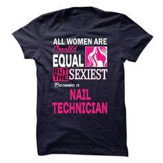 NAIL TECHNICIAN T-Shirts, Hoodies, Sweatshirts, Tee Shirts (23$ ==► Shopping Now!)