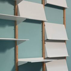 Revolver, shelving system by Henny van Nistelrooy