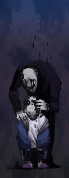 Gaster and Sans