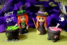 PAP Halloween - caldeirão de bruxa - Day By Day