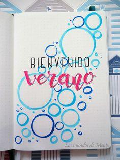 Los mundos de Mentx: Bienvenido verano / Welcome summer