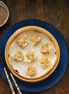 Dumplings au porc et aux crevettes Recettes | Ricardo