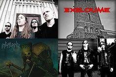 "Norvegian thrashmetal playlist at Wimp - ""Norsk Thrash 2011"""