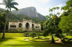 Parque da Lage, Rio de Janeiro, Brasil