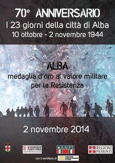 I ragazzi del Liceo Pinot Gallizio hanno partecipato ad un piccolo contest ovvero realizzare il manifesto per la giornata del 2 Novembre che celebrerà i 70 anni di 23 giorni. Il manifesto scelto è quello di Alice, studentessa della 5 B