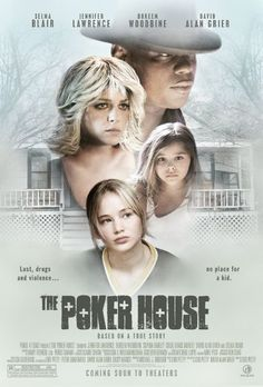 The Poker House - Rotten TomatoesSome folks have the luxury of living each day to the fullest, but for Agnes every day is a grueling struggle for survival; her mother is strung out on drugs, her home has been overrun by degenerates, and her only father figure is a pimp.