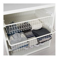 IKEA STUVA GRUNDLIG wire basket