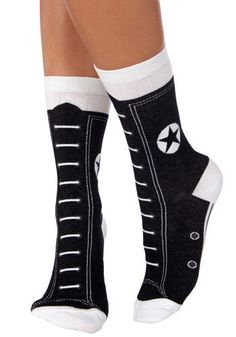 chuck socks