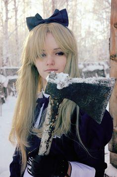 APH Natalia Arlovskaya Belarus Cosplay by SamediGrimm.deviantart.com on @deviantART                                                                                                                                                                                 More