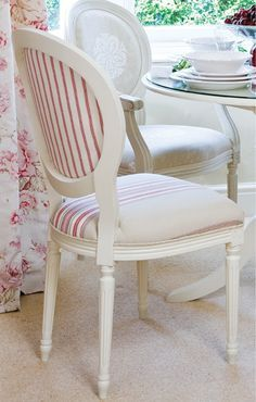 Louis Chair..i think these are so cute