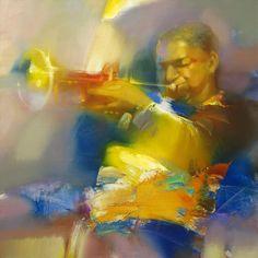 Denis Oktyabr 1977 | Russian impressionist | Tutt'Art@