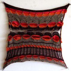 Machine Knitting by Ana Codorean,