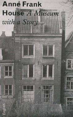 ann frank house amsterdam | Amsterdam Anne Frank house brochure jpg Anne Frank House