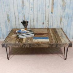Whale Wharf Coffee Table | Driftwood Furniture | Driftwood Table