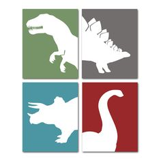 Could totally Make these with my colors and theme (instead of Dinos)