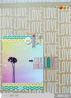 California Love by amytangerine at @Studio Calico