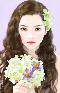 Girl Chinese Arts