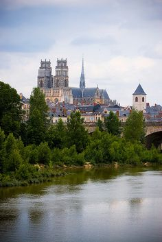 A great travel guide for Orléans, France. http://anycitytravel.com/tourist-tour-local-locales-orleans-france/#
