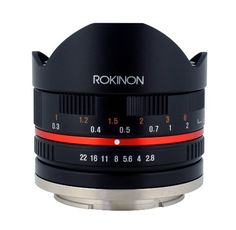 Rokinon 28FE8MBK-FX 8mm f/2.8 Ultra Wide Angle Fisheye Lens for Fuji X Mount 8-8mm, Fixed-Non-Zoom Lens - http://allgoodies.net/rokinon-28fe8mbk-fx-8mm-f2-8-ultra-wide-angle-fisheye-lens-for-fuji-x-mount-8-8mm-fixed-non-zoom-lens/