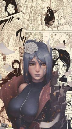 A gallery with the coolest fan art from Naruto, from fans to fans Naruto Uzumaki, Anime Naruto, Naruto Fan Art, Naruto Girls, Gaara, Manga Anime, Madara Uchiha, Naruhina, Sasuke
