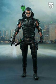 Green Arrow Green Arrow, Cartoon Pics, Fantasy World, Just For Fun, Cool Toys, Statues, Barbie Dolls, Creative Ideas, Action Figures