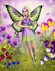 ☆ Sparkles of Life Renewed -::- Artist Brandy Thomas ☆