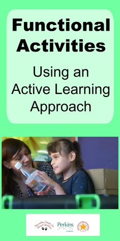 Functional Activities using an Active Learning approach with students with visual impairments and multiple disabilities Autism Activities, Teaching Activities, Children Activities, Teaching Ideas, Senses Activities, Kinesthetic Learning, Sorting Activities, Multiple Disabilities, Learning Disabilities