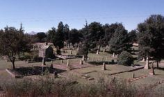 The Historic Marysville City Cemetery was established in 1850. Yuba County, California
