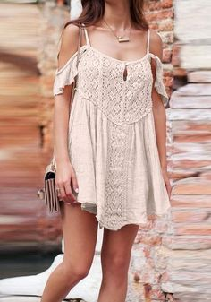 If you've always loved Vanessa Hudgen's boho princess style, then you need this beautiful apricot cold-shoulder tunic in your wardrobe.