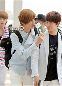 Chanbaek 2012