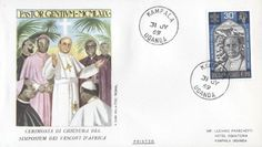Pope Paul VI Visit East Africa Issue 1969