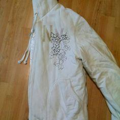 Winter coat Size medium.  Warm coat with fur hood. Worn a bit but still in good shape Reflex Jackets & Coats
