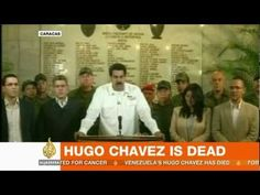 Venezuela's Hugo Chavez dies of cancer
