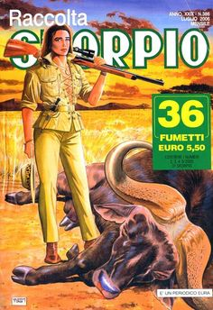 Fumetti EDITORIALE AUREA, Collana SKORPIO RACCOLTA n°386 Luglio 2006