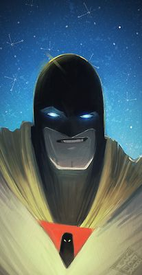 Space ghost... i loved this as a kid.