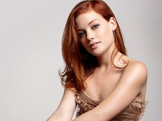 Jane Levy.  The pretty redhead from Suburgatory!  A pretty young woman to keep your eye on.
