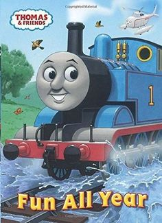 Fun All Year Thomas & Friends CLR